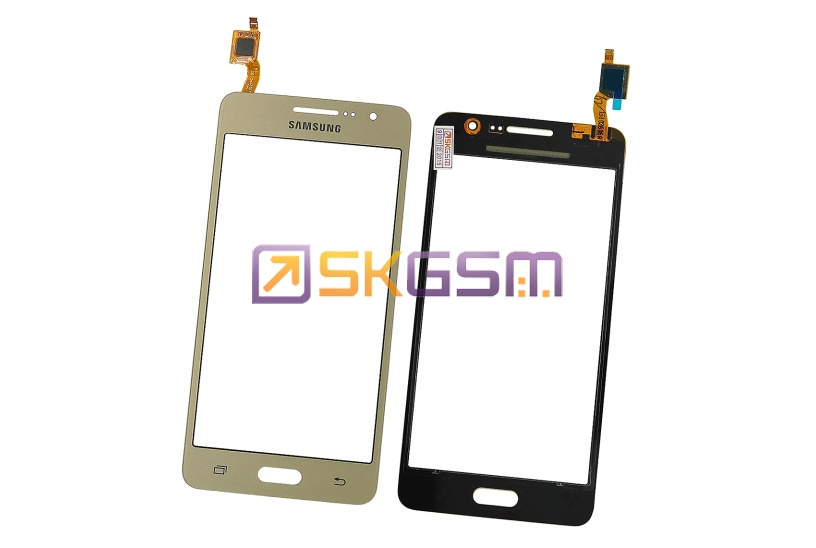 Samsung SM-G530H Galaxy Grand Prime - Сенсорная панель (touch/panel) (цвет:Gold), Оригинал