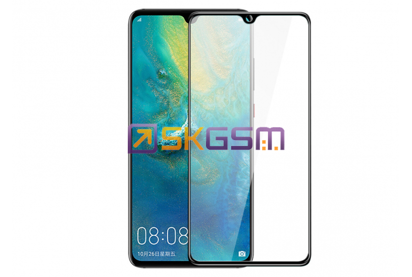 "5D Glass Tempered 0.22mm - Huawei Mate 20 Lite (SNE-LX1) (6.3"") (цвет:Black) (в тех.упаковке)"