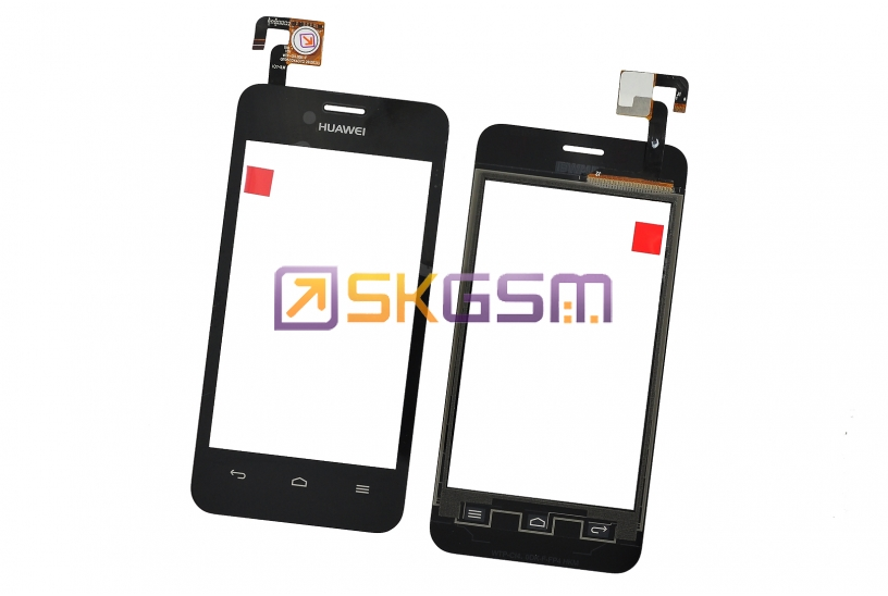 Huawei Ascend Y320 - Сенсорная панель (touch/panel) (цвет:Black), Оригинал