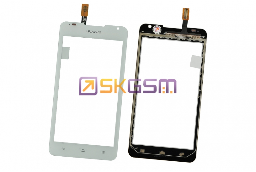 Huawei Ascend Y530 - Сенсорная панель (touch/panel) (цвет:White), Оригинал