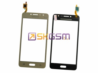 Samsung SM-G532F/DS Galaxy J2 Prime - Сенсорная панель (touch/panel) (цвет:Gold), Оригинал