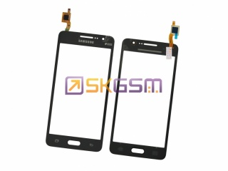 Samsung SM-G531H Galaxy Grand Prime VE Duos - Сенсорная панель (touch/panel) (цвет:Grey), Оригинал